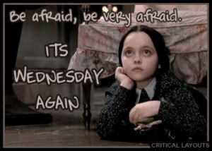 Wednesday Addams Quotes Thanksgiving