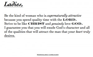 ... , Supernatural Attraction, God Single Woman, Godly Woman, God Woman