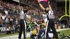 Seahawks Packers Bad Call