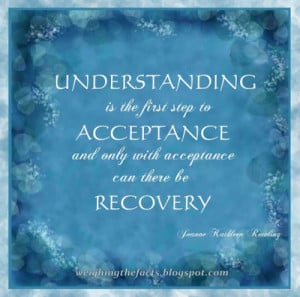 Inspirational recovery quotes
