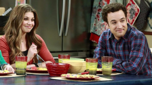 Ben Savage and Danielle Fishel Girl Meets World