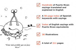 Speaking Phrases Boricua: Puerto Rican Sayings (Book Preview) from ...