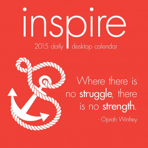 Home > Obsolete >Inspire Daily 2015 Desk Calendar