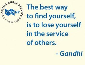 Inspiring quotation for #caregivers