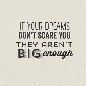 dream big quotes inspirational