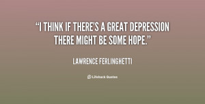 Great Depression Quotes