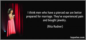 More Rita Rudner Quotes