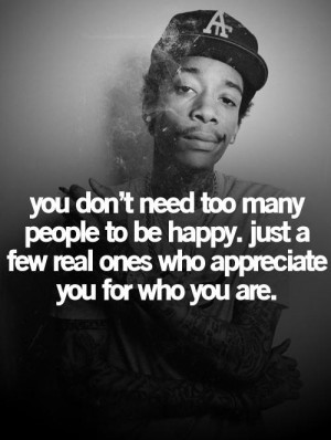 Wiz khalifa celebrity rapper happiness people quotes and