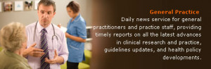 Daily news service for general practitioners and practice staff ...