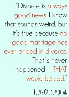 Quotes About Divorce From People Who've Survived It