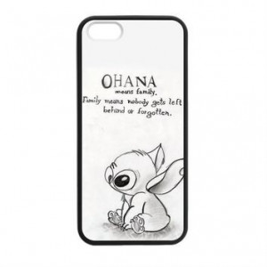 HOT Selling Funny Cute OHANA & Classic Family Quote Phone Case for ...