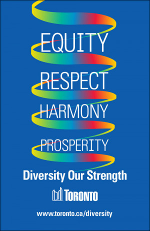 Diversity Poster Diversity our strength