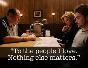 As Told By Tony Soprano