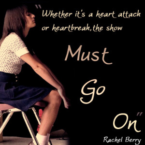 rachel berry #lea michele #Rachel berry quotes #A very glee christmas