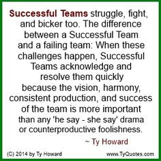 Back > Quotes For > Teamwork Quotes For The Workplace