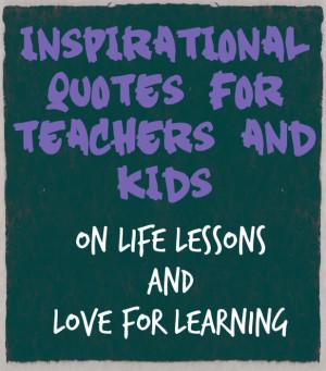 Preschool Quotes Educational quotes