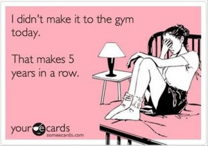 Funny eCards and Funny Pics: Funny eCards About the Gym