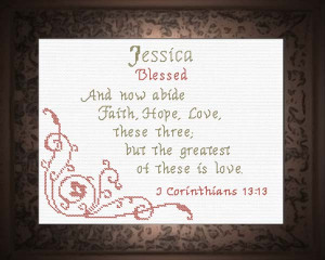 Name Blessings - Jessica2