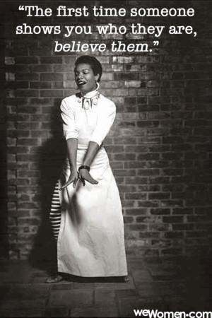 Maya Angelou Inspirational