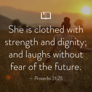 Bible Verse for Women About Fear