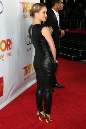 Becca Tobin Trevor Project...