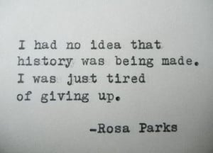 Rosa-Parks Quotes