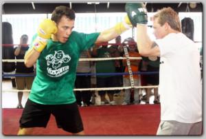 JRYROACHMANOPLAS1 Boxing Quotes: Julio Cesar Chavez vs. John Duddy