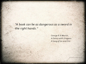 Book Quotes from A Dance with Dragons: A Song of Ice and Fire