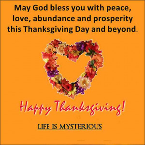 Thanksgiving Day Quotes 05