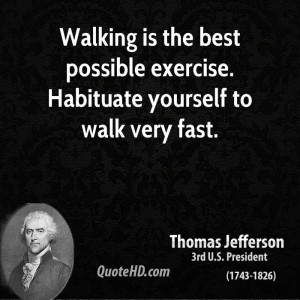 Essay on walking is the best exercise