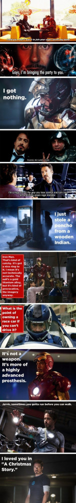 ... Quotes, Tony Stark, The Avengers Funny Quotes, Iron Man Quotes, Best