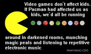... quotes nintendo picture quotes pacman picture quotes video games