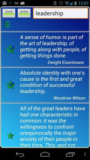 Becoming a Leader Quotes