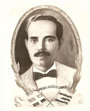 Pedro Albizu Campos was a Puerto Rican attorney and politician, and ...