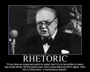 Rhetoric- anaphora lesson