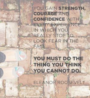 Fear of failure and ACTUAL failure can be debilitating experiences. I ...