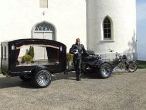 Hearses, Traditional & Alternative.