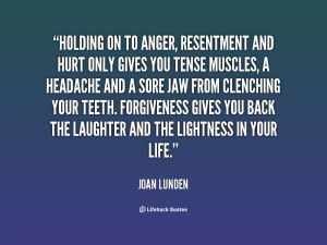 Quotes On Anger and Hurt
