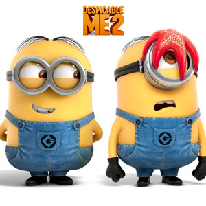 Despicable Me 2' Minions Dave & Stuart (Photo courtesy of Universal)