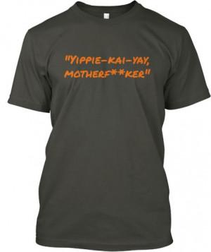 Famous t-shirt...