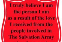 Salvation Army quotes / Thoughts about The Salvation Army and other ...