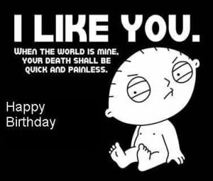 Funny Happy Birthday Quotes For Men - Images Gallery