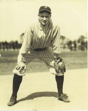Earle Combs circa 1930