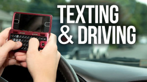 BAND TOGETHER: TO STOP TEXTING & DRIVING.