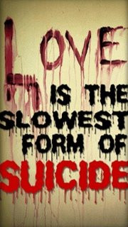 Sad Quotes:- broken heart says….....