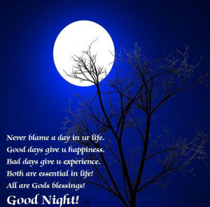 Most Popular Good Night HD Quotes