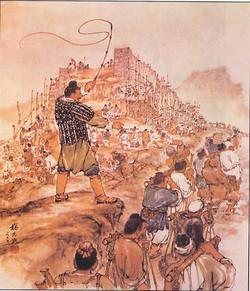 Qin Shi Huangdi the Ruthless Barbarian-Enslaving of Millions