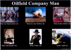 oil field memes