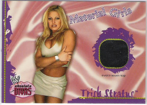 Piece of Trish Stratus event worn outfit Image