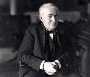 ollowing are a few thomas edison quotes to inspire and motivate edison ...